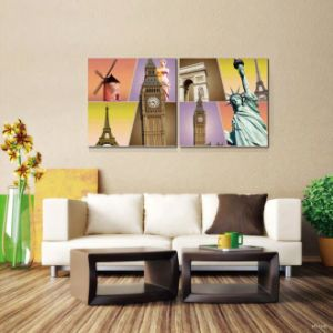 Home Decor Hotel Wall Art Horse Canvas Painting pictures & photos