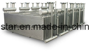 "Wide Channel Plate Heat Exchanger ""Slaughter-House Wastewater Recycling Heat Exchanger"" pictures & photos"