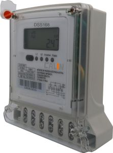 Two Phase Three Wire Energy Meter for South America pictures & photos