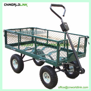 Greenhouse Collapsible Garden Trolley