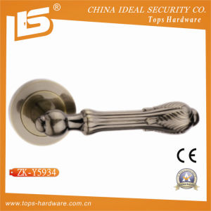 Door Handle and Lock Handles (ZK-Y5934) pictures & photos