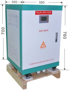 10kw AC Voltage Converter for Home Voltage to Industry Voltage pictures & photos