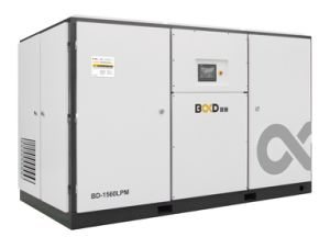 Variable Speed Driven Low Pressure Screw Air Compressor (0.3MPa~0.5MPa) pictures & photos