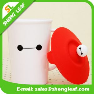 New Design Promotion Gifts OEM Plastic Travel Mug (SLF-PM016)