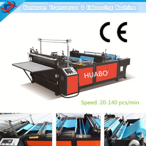 Computer PP Nonwoven Fabric Sheet Cutting Machine pictures & photos