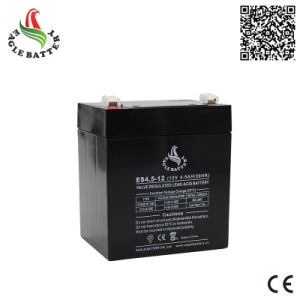 Electric Scooter Lead Acid Battery 12V 4.5ah with High Quality