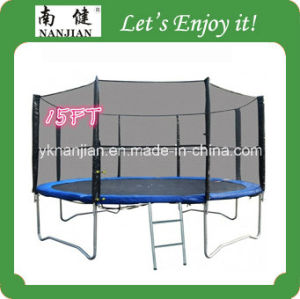 15ft Big & Safe Outdoor Trampoline pictures & photos