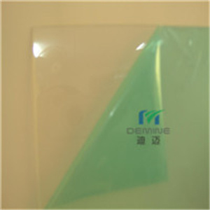 Anti Fire /Fire Resistant Polycarbonate Solid Sheet for Metro Equipment