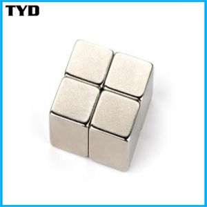 N35 Magnet Super Strong Cube Neodymium Magnet