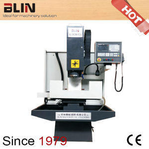 Precision Xk7125/32/36 Mini CNC Milling Machine with Taiwan Parts pictures & photos