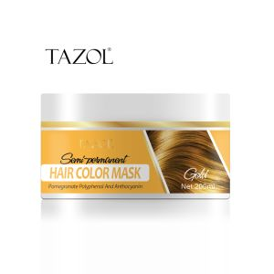 Hair Mask Hair Color Care Cosmetic with Shining and Soft Hair for Long Lasting pictures & photos