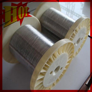 Dia 0.025 mm High Purity N6 Nickel Wire in Coil pictures & photos