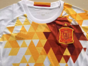 2016 European Spain Away Jersey pictures & photos