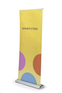 Roll up Banner Stand Hige Quality Aluminum pictures & photos