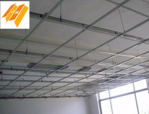32/38*26mm with Black Line Suspending Ceiling T Grid pictures & photos