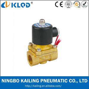 Klqd Brand Water Valve 220V 1/2 Inch pictures & photos