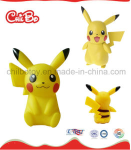 Pikachu Small Plastic Figure Toy (CB-PM023-S) pictures & photos