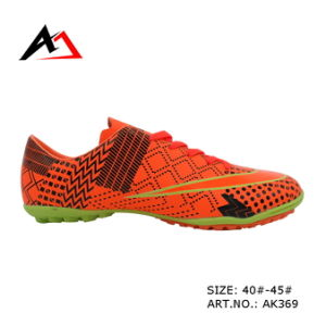 Sports Soccer Shoes Wholesale Outdoor for Men Women (AK369) pictures & photos