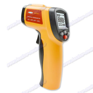 Digital Non-Contact Infrared Thermometer Be300e pictures & photos