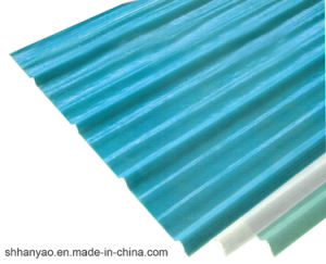 Shanghai Supplier PVC Roof Tile with Cost Price pictures & photos