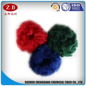 Recycled Polyester Staple Fiber for Nao Tecidos