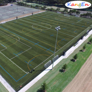Factory Wholesale Sport Artificial Grass for Football pictures & photos