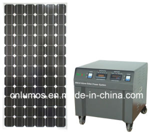 2000W off Grid Indoor Outddor Home Solar Energy System