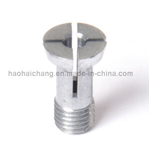 Automatic Lathe Manufacturing High Strength Connecting Bolts