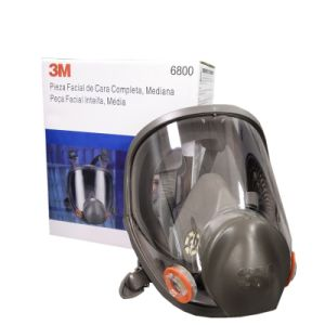 full face respirator gas mask