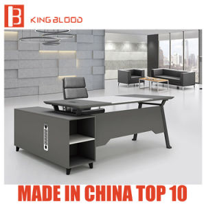 Awe Inspiring New Wooden Modern Glass Office Desk With Side Table Download Free Architecture Designs Photstoregrimeyleaguecom