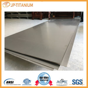 Most Corrosion Resistant Material Titanium Sheet and Plate Grade 7 pictures & photos