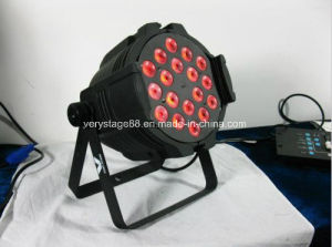 Indoor Use IP 20 18X10W RGBW 4 in 1 LED PAR Light pictures & photos