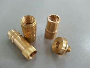 Brass Machining Parts for Thread with High Precision pictures & photos