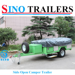 Small Folding Travel Trailer Camper