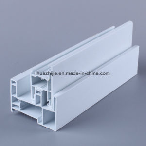 China PVC Profiles Factroy for Window and Doors - Zhejiang Factory