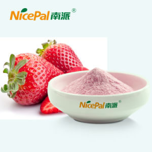 Spray Dried Fresh Strawberry Fruit Juice Powder From China Factory pictures & photos