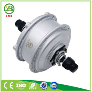 Jb-75q 36V Electric Front Geared Wheel Hub Motor for Bicycle