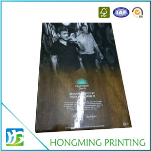 Custom Printed Corrugated Cardboard Wine Box pictures & photos