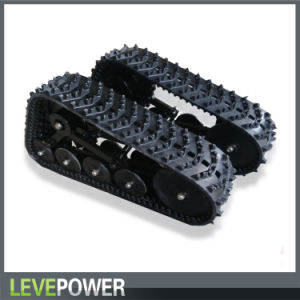 Rubber Track Crawler for Small Tractor