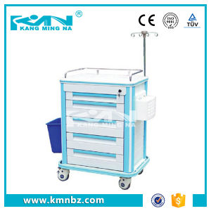 Medical Trolley Plastic Medicine Trolley