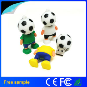 Creative Football Men USB Pendrive Customized USB Disk