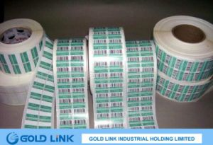 Fragile Paper Sitcker with Best Quality