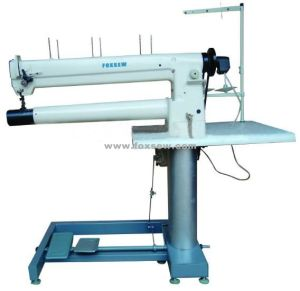 Long Arm Double Needle Sewing Machine for Filter Bags pictures & photos