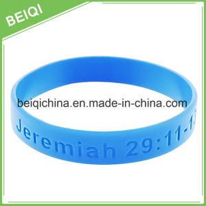 2017 Promotional Gifts Rubber Silicone Wristband pictures & photos