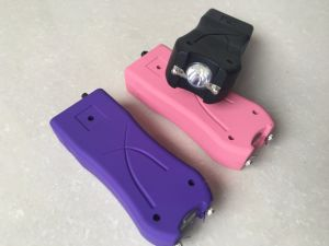 Powerful Stun Gun with Rubber Printed and Safety Pin pictures & photos