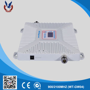 Indoor GSM WCDMA 2G 3G Mobile Signal Booster for Home Use pictures & photos