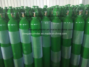 47.5L Oxygen Gas Cylinder with Qf-5 Valve pictures & photos
