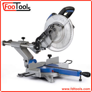 10′′ 255mm 2000W Sliding Miter Saw (220350) pictures & photos