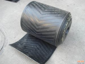 Chevron Conveyor Belt Ep315/3 High Efficiency pictures & photos