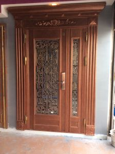 Color Stainless Steel Door (S-3032) pictures & photos